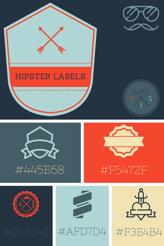Hipster Label theme.png